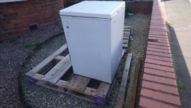 Scrap metal free for collection (freezer)