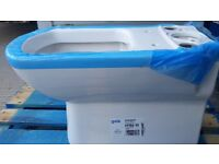 Galla Smart BTW toilet PAN ONLY - Model I.D. -25160 01 . WHITE **NO SEAT, NO CISTERN & NO FIXINGS**