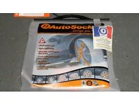 Auto sock - Snow Chains