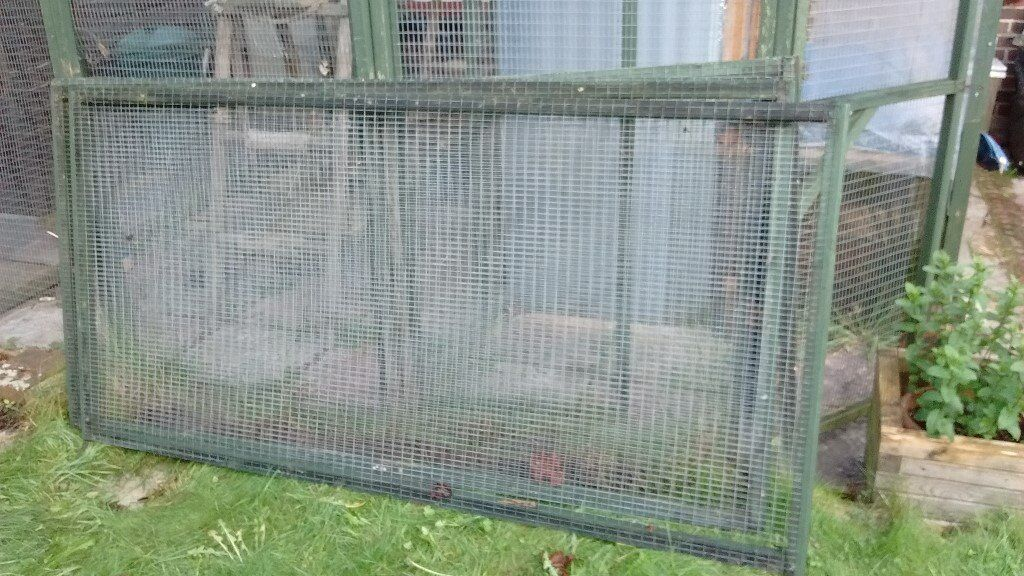 Wired Panels (for pet enclosure)   in Waterlooville, Hampshire   Gumtree