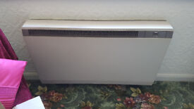 8 Dimplex Storage Radiators 2 large 2 Medium 4 Small Currently in use. Buyer collects