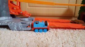 Thomas & Friends Daring Dragon Drop with Thomas Train