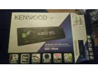 Kenwood cd USB aux Android