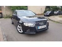 AUDI A4 SE TECKNICK TDIE ONE OWNER FUL AUDI SERVICE HISTORY VERY CLEAN CAR FULLY LOADED MODEL STOPST