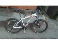 Merida hardtail mountain bike