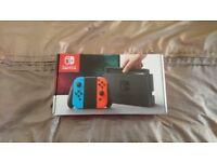 Nintendo Switch 32GB as new - Central Edinburgh