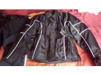 Size 8 women's motorbike gear