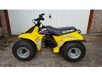Suzuki LT50 ATV kids quad bike offroader all terrain