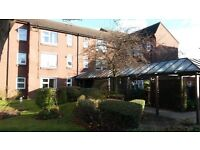 One bed flat to let for the aged 60 & over at St Judes, Shelton