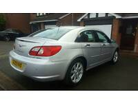 Chrysler Sebring CRD Limited 2.0