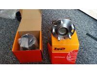JAGUAR X-TYPE, FORD MONDEO (2000-2009) Rear wheel bearing kit NEW, sensor ABS