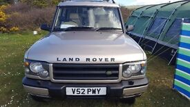 Genuine Discovery 2 v8 68000 from new Excellent condition