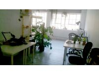 Beautiful Warehouse Studio 2mn from Dalston Kingsland station
