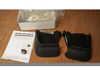 Brand new set of genuine Honda Accord rear mudflaps - Genuine parts