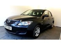 2007 | Mazda Mazda3 1.6 TS 5dr | 3 Months Warranty | 8 Months MOT | Tinted Glass | Electric Mirrors