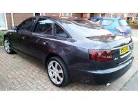 Audi A6 SALOON 2.7 TDI SE Saloon 4dr Diesel Manual (184 g/km, 177 bhp)