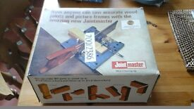 'Joint master' sawing jig.