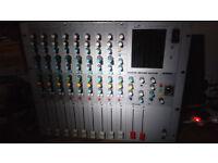 JVC MI3000 9Ch Audio mixer