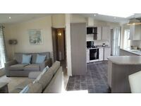 BRAND NEW LODGE FOR SALE AT THE 5 STAR HEATHER VIEW LEISURE PARK STANHOPE CO DURHAM
