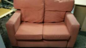 2 x 2 Seater Sofas For Sale £20 for the pair