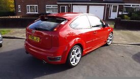 FORD FOCUS ST 225 2006 RED !!