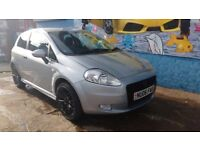 Fiat Punto 1.4 Sport Grey, 12 months MOT, Cheap Reliable Car