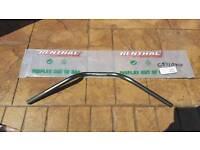 Renthal handle bars.