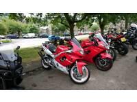 Yamaha ThunderCat 600cc sportstourer