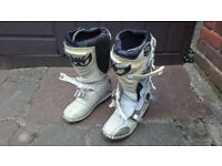 Berik OVS Motocross Boots, size 8