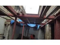 Basement/ Loft/ Inserting steel/ Roofing/Plumber/Plastering/Electrician/Kitchen & Bathroom/ handyman