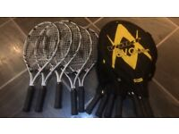 Tennis Racquets - see various prices (Drymen)