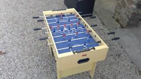 FUSBALL FOOTBALL TABLE