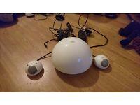 jbl 2.1 spot speakers very loud
