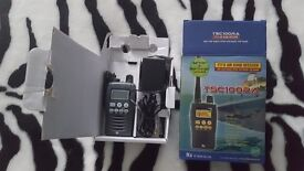 as new in box TSC-100R 200 Channel Radio Scanner