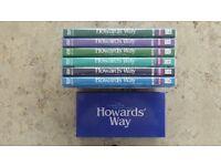 Howards Way dvd complete set