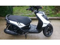 Yamaha BWS 125 rare bike in excellent condition!