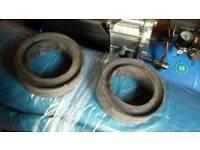 Hyundai matrix spring assistors