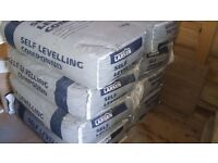 Larsen Self Level levelling Compound 20kg (x8 bags)