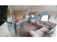 Haven Golden Sands 8 berth caravan for hire