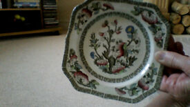 Johnson Bros Indian Tree collection