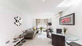 SUPER MODERN TWO BEDROOM APARTMENT - MARBLE ARCH! PORTER!