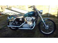 04 Harleydavidson Sportster 883XLC