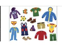 Baby and Toddler Boys Clothes
