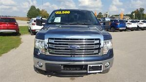 2013 Ford F-150 Lariat 4X4 | Tow up to 11000lbs! | One Owner Kitchener / Waterloo Kitchener Area image 4