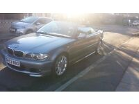 BMW CONVERTIBLE 325CI AUTOMATIC SPORT