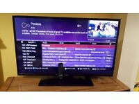 Panasonic Viera 40 inch LED TV, FULL HD 1080p Like New Condition!!!