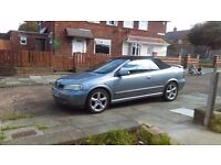 For sale Vauxhall Astra convertible