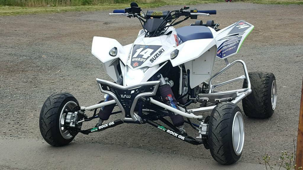 suzuki ltr 450 road legal quad./raptor trx yzf ltz ktm | in Dudley