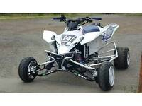 suzuki ltr 450 road legal quad./raptor trx yzf ltz ktm