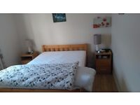 FLAT to LET: Fully furnished 1 Double B/R , available from 1st Dec. Living Room/Kitchen, Double B/R